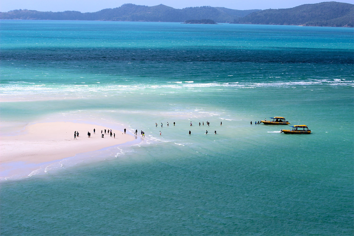 Budget Traveller's Guide to the Whitsundays